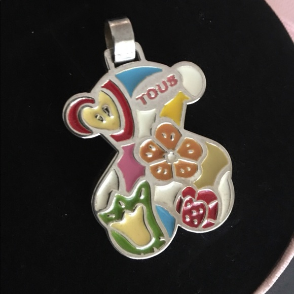 Tous Jewelry - Tous original and unique Macedonia charm 38.5mm